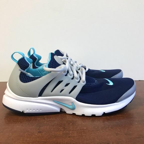 7516b57bf3e7 Nike Presto GS Running Shoes. 7Y 8.5 Women s.